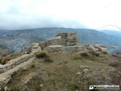 Fortines y Trincheras: Río Cofio; raquetas de nieve amigos madrid salir por madrid senderismo madri